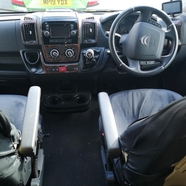 FRONT SEATS