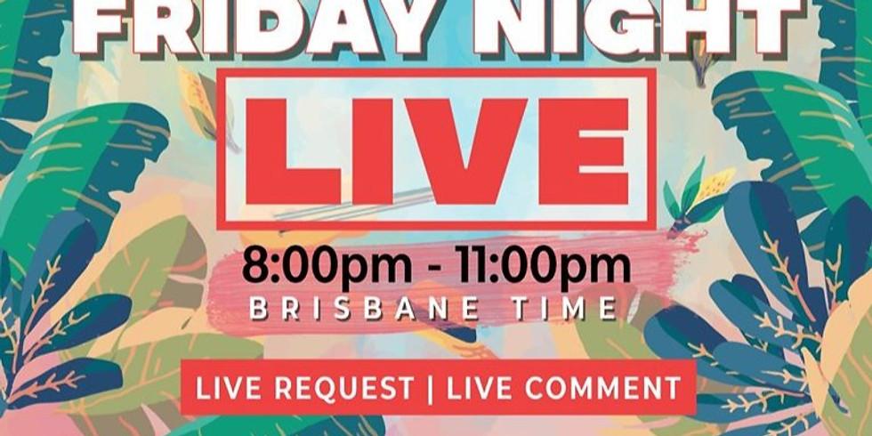 Friday Night Live with Pasifika TV and Radio