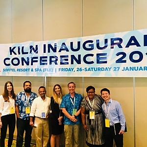 Inaugural KILN Conference 2018