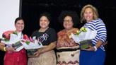 Lorraine at PWA International Womens Day