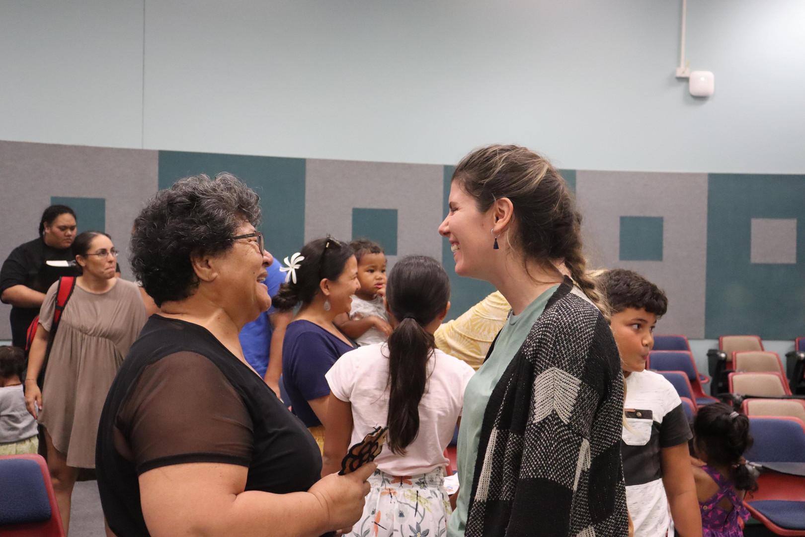 Students of the Qld Tongan Language School