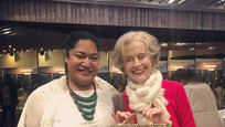Leilehua & Dame Quentin Alice Louise Bryce, AD, CVO  Former Governor-General of Australia