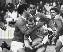 Tongans beat the Wallabies