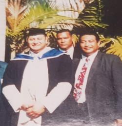 HM King Tupou VI's graduation
