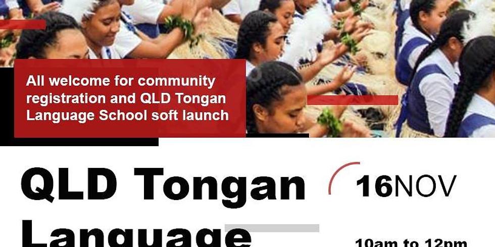 QLD Tongan Language School soft launch