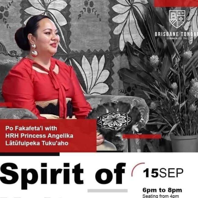 Spirit of Unity (Po Fakafeta'i)