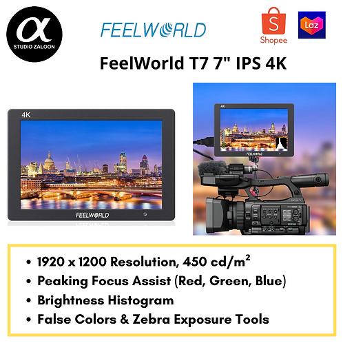 "FEELWORLD T7 7"" 4K On-camera Monitor"