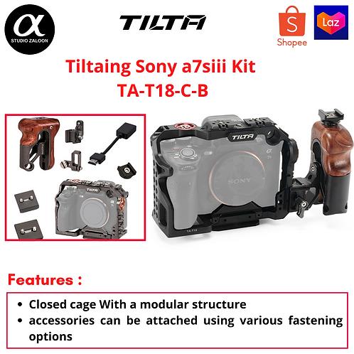 Tilta Tiltaing Sony a7S III Kit C - Black (TA-T18-C-B)