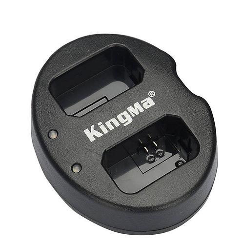 KingMa NP-FW50 Dual Battery Charger