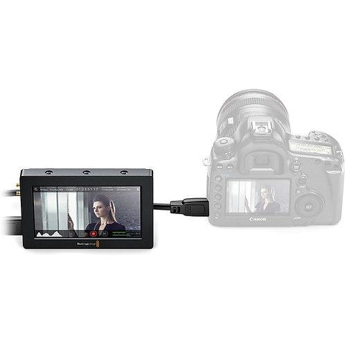 """[ Pre-Order] Blackmagic Design Video Assist HDMI/6G-SDI Recorder and 5"""" Monitor"""