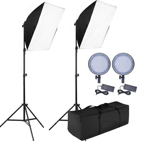 (Pre-Order)CONTINUOUS LIGHTING KIT LED KIT (WITH DIMMER) 5500K DAYLIGHT WHITE
