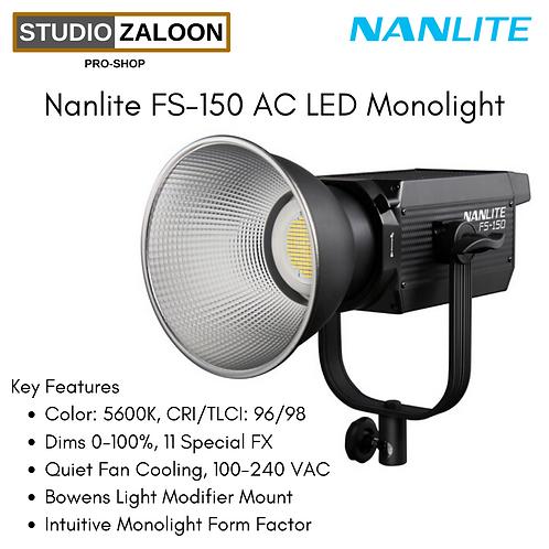 Nanlite FS-150 AC LED Monolight