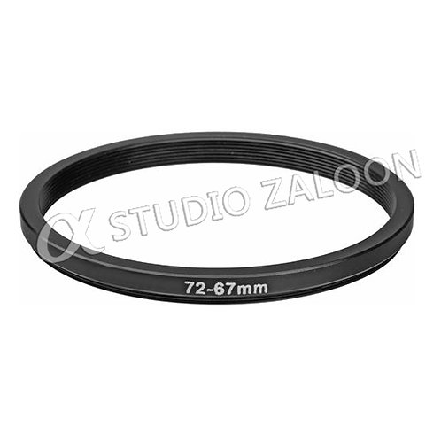 72-67mm Step-Down Ring