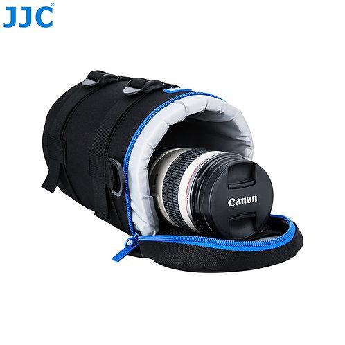 [PRE-ORDER 3 WEEKS] JJC DLP-6II Deluxe Lens Pouch / Lens Case (113 x 240mm)