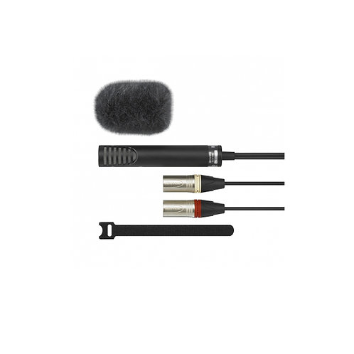 Compact Electret condenser microphone