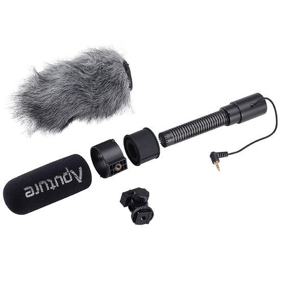 Aputure V-Mic D1 Microphone for DSLR Camera