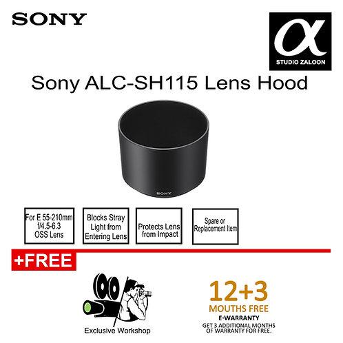 Sony ALC-SH115 Lens Hood