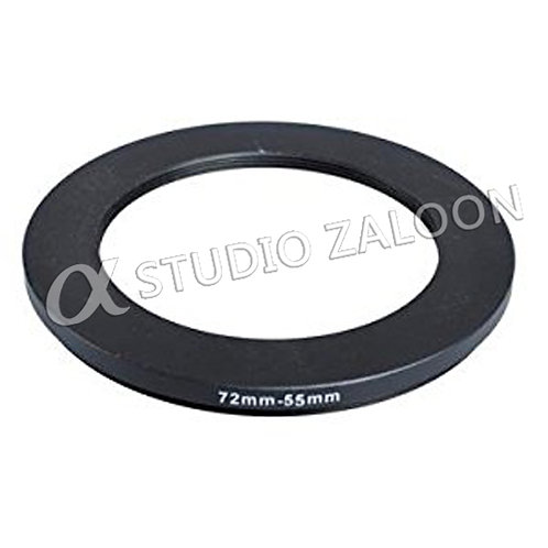 72-55mm Step-Down Ring