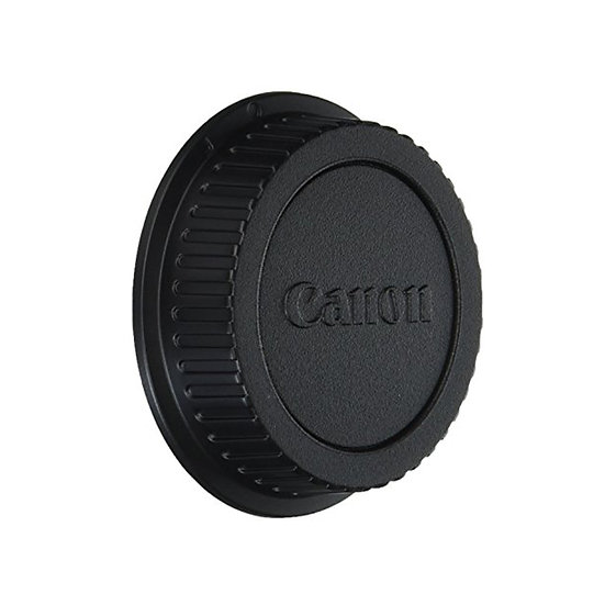 Rear Lens Cap for Canon EOS Lenses
