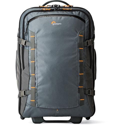 Lowepro HighLine RL x400 AW 37L Rolling Luggage (Gray)