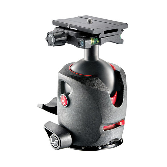 Manfrotto MH057M0-Q6 Magnesium Ball Head with Q6