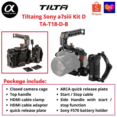 Tilta Tiltaing Sony a7S III Kit D - Black (TA-T18-D-B)