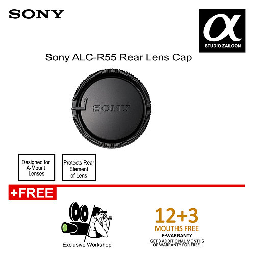 ALC-R55 Rear Cap for Sony A-Mount