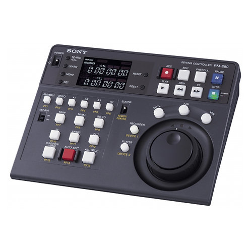 [ PRE ORDER 5 WEEKS ] Sony RM-280 Editing Controller