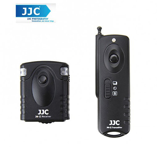 JJC JM-B(II) Wireless Shutter Remote Release for Nikon