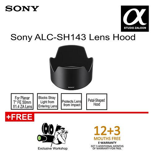 Sony ALC-SH143 Lens Hood For Planar T* FE 50mm f/1.4 ZA Lens