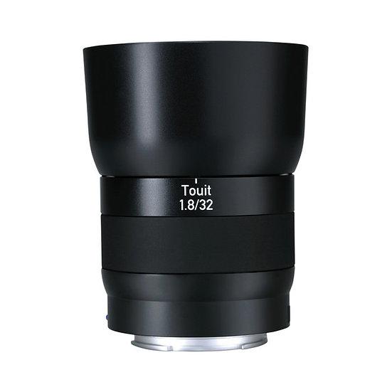 [ Pre Order 14 Days ] Zeiss Touit 32mm f/1.8 Lens (Sony E-Mount)