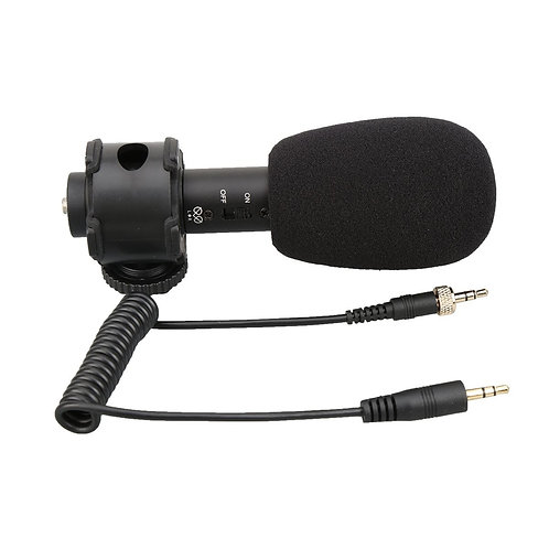 Boya BY-PVM50 Stereo Condenser Microphone