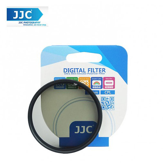 JJC F-CPL67 CPL Circular Polarizer Filter Ultra Slim 67mm