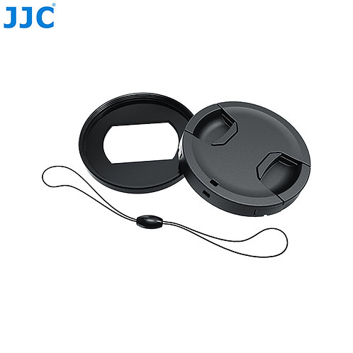 JJC RN-RX100VI 52mm Metal Filter Ring Adapter with Lens Cap
