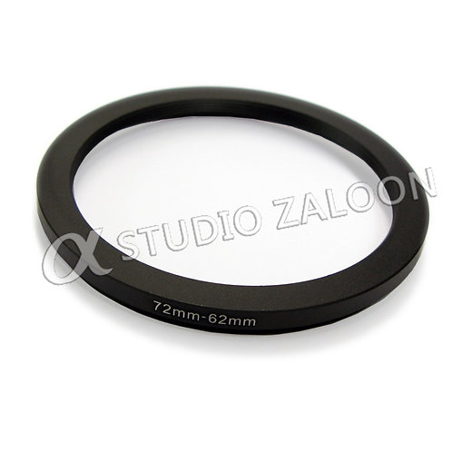 72-62mm Step-Down Ring