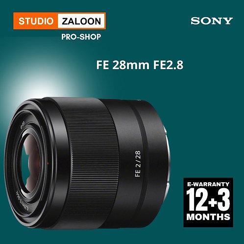 SEL28F20 Sony FE 28mm f/2