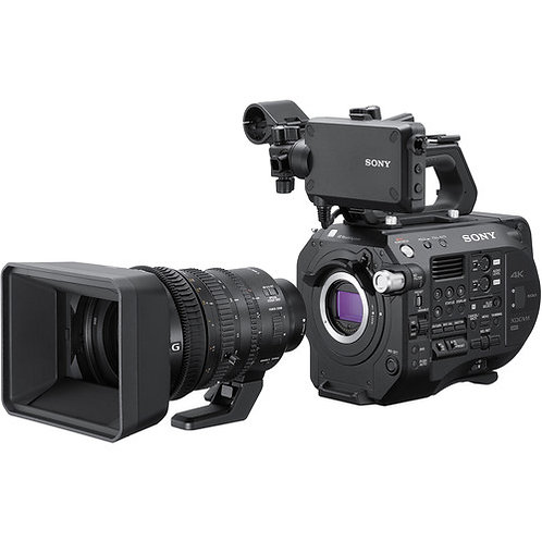 Sony PXW-FS7M2 4K XDCAM Super 35 Camcorder Kit with 18-110mm Zoom