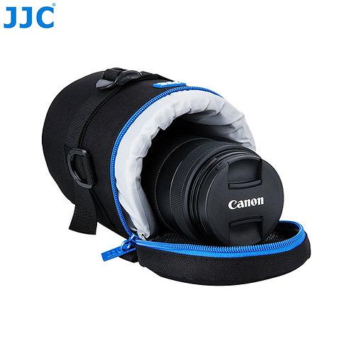 [PRE-ORDER 3 WEEKS] JJC DLP-4II Deluxe Lens Pouch / Lens Case (100 x 182mm)