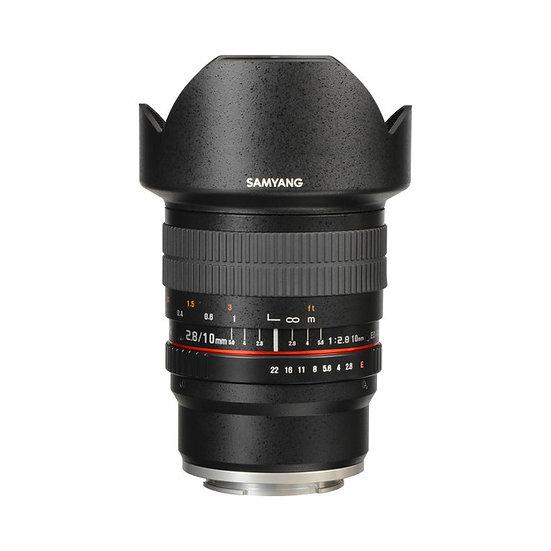 [PRE ORDER 3 WEEKS] Samyang 10mm f/2.8 ED AS NCS CS Lens for SONY E MOUNT