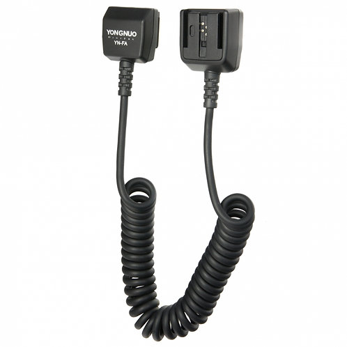 YongNuo YN-FA Dedicated TTL Off-Camera Flash Cord for Sony HVL-F36AM/F42AM/F43AM
