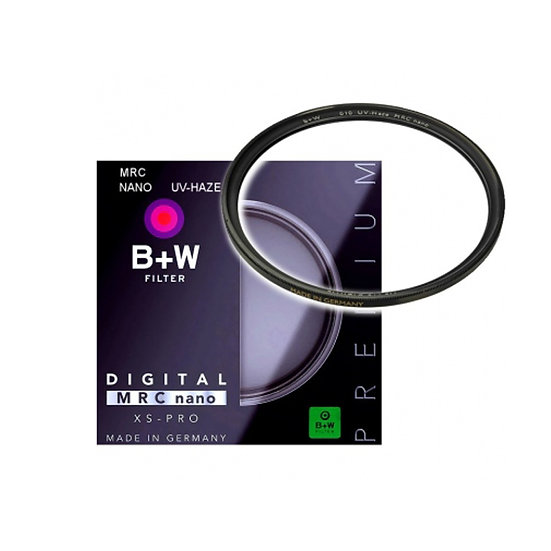 B+W 37MM XS PRO UV MRC NANO FILTER