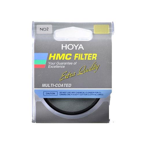 HOYA 62MM HMC NDX2 FILTER