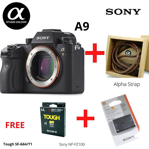 Sony Alpha a9 (Body Only)