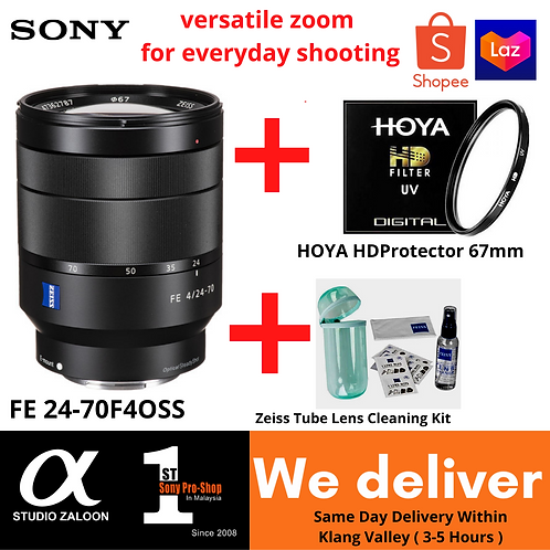 Sony FE 24-70mm f/4 ZA OSS COMBO DEALS