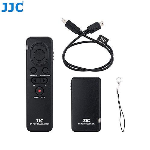 JJC SR-F2W Wilress Remote Controller-for Sony