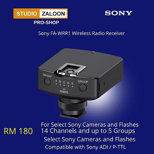Sony FA-WRR1 Wireless Radio Receiver