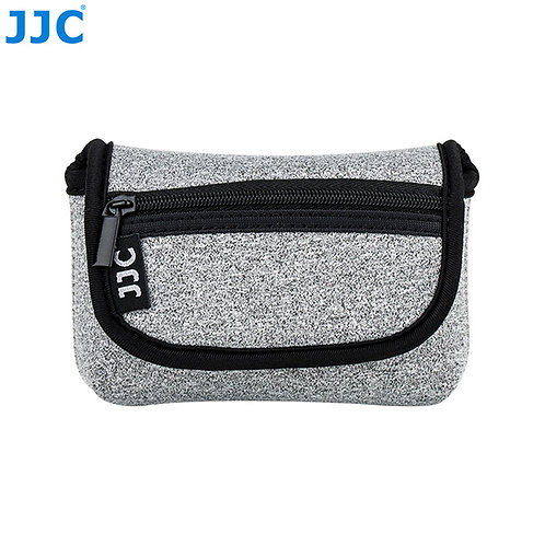 JJC OC-R1BG Neoprene Camera Case for Sony RX100 series (Gray)