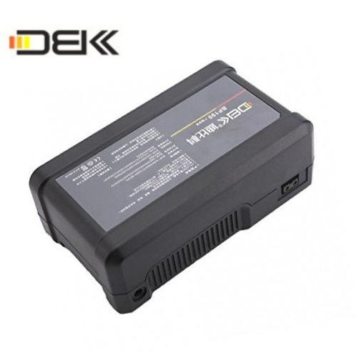 DBK BP-190 Battery 13000mAh for Camcorder & LED Video Light