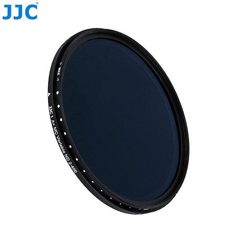 JJC 58mm ND2-ND400 Variable Neutral Density(ND) Filter