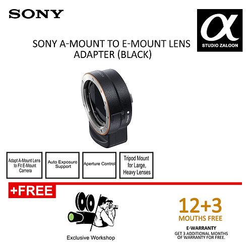 PRE ORDER ( 3 weeks ) Sony LA-EA3 A-Mount to E-Mount Lens Adapter